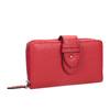 Czerwony portfel damski bata, czerwony, 941-5160 - 13