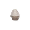 Skórzane baleriny oszerokościG gabor, beżowy, 626-8055 - 15
