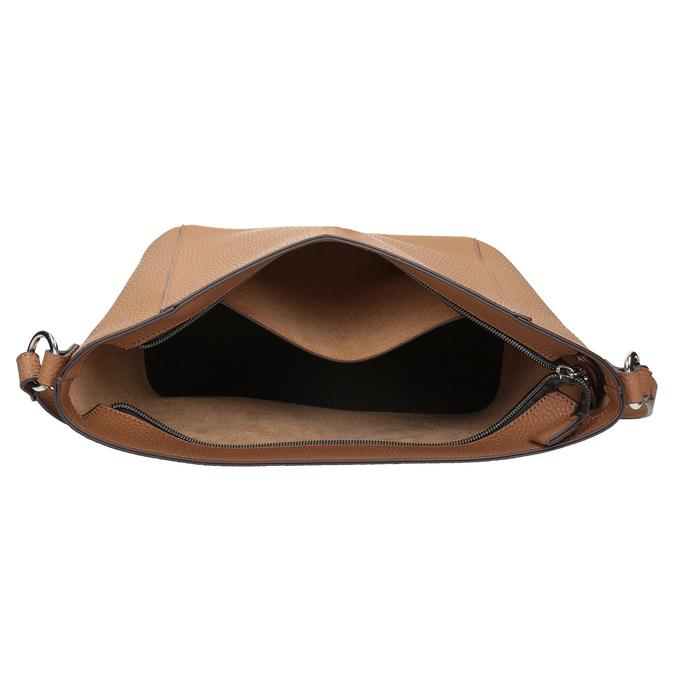 Brązowa torebka damska typu crossbody bata, brązowy, 961-4842 - 15