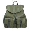 Zielony plecak damski bata, khaki, 961-7833 - 26