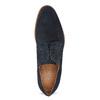 Niebieskie półbuty męskie bata, niebieski, 823-9616 - 17