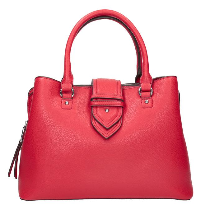 Czerwona torba damska bata, czerwony, 961-5216 - 26