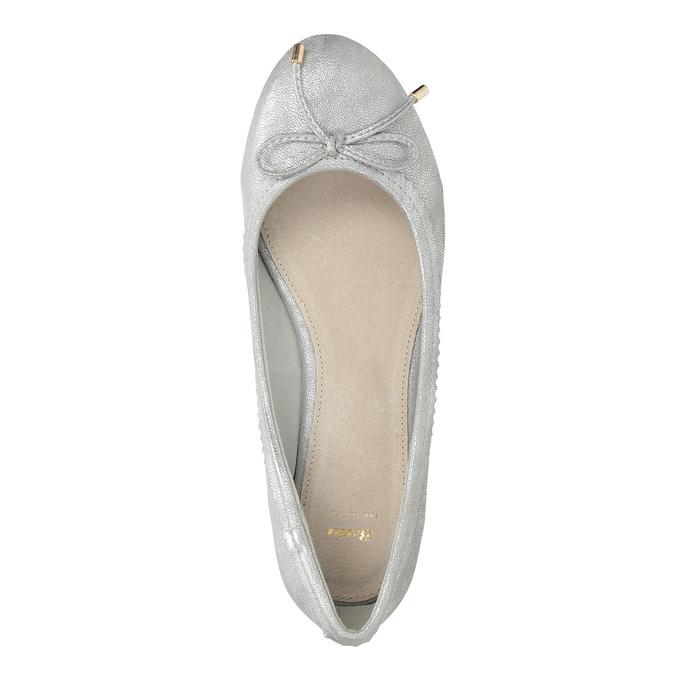 Srebrne baleriny zkokardami bata, 521-1611 - 17