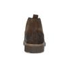 Skórzane obuwie wstylu chukka bata, brązowy, 823-4627 - 15