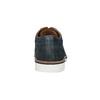 Nieformalne skórzane półbuty męskie bata, 823-9619 - 15