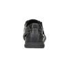 Skórzane sandały męskie zprzeszyciami comfit, czarny, 856-6605 - 15