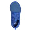 Niebieskie trampki dziecięce wsportowym stylu power, niebieski, 309-9202 - 15