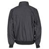 Czarna kurtka męska zmateriału tekstylnego bata, czarny, niebieski, 979-9119 - 26