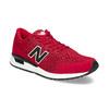 Czerwone skórzane trampki męskie New Balance new-balance, czerwony, 809-5739 - 13