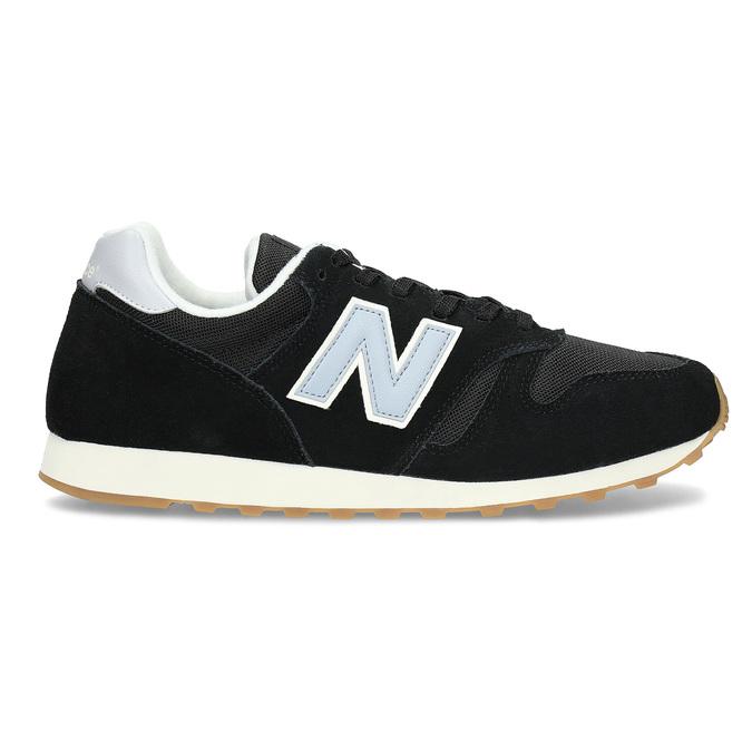 Skórzane trampki męskie New Balance 373 new-balance, czarny, 803-6207 - 19