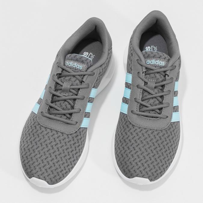 Szare trampki damskie Adidas adidas, szary, 509-2435 - 16