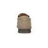 Skórzane mokasyny męskie wstylu loafersów, beżowy, 816-8600 - 15