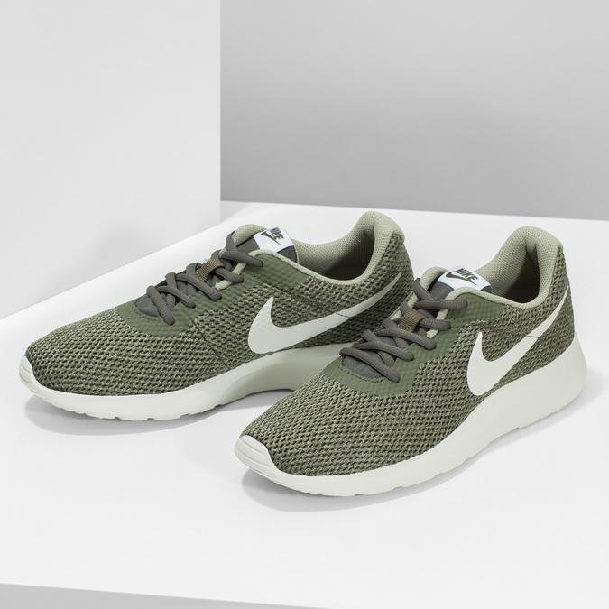 Trampki męskie Nike wkolorze khaki nike, zielony, khaki, 809-3645 - 16