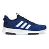 Niebieskie trampki męskie adidas, niebieski, 809-9601 - 19