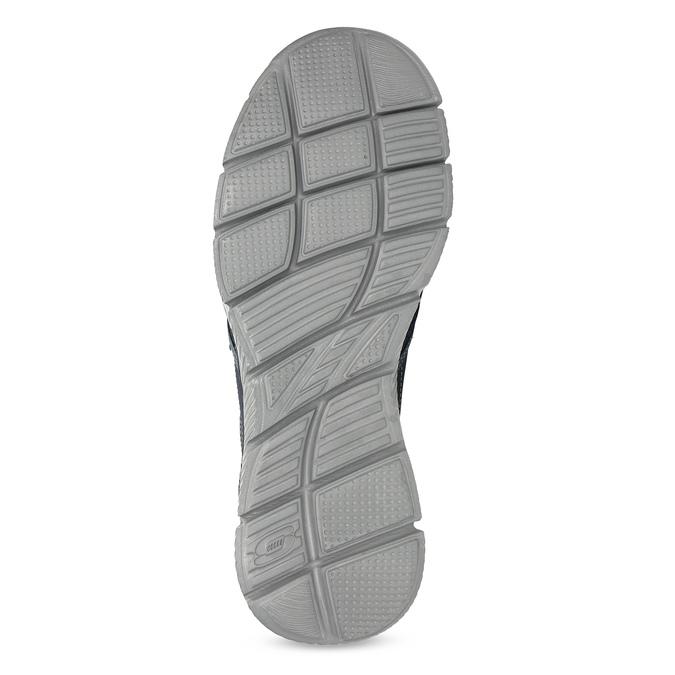 Slip-on wsportowym stylu skechers, niebieski, 809-9147 - 18