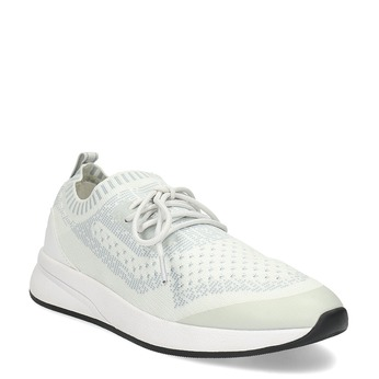 Trampki damskie wsportowym stylu power, biały, 509-2217 - 13
