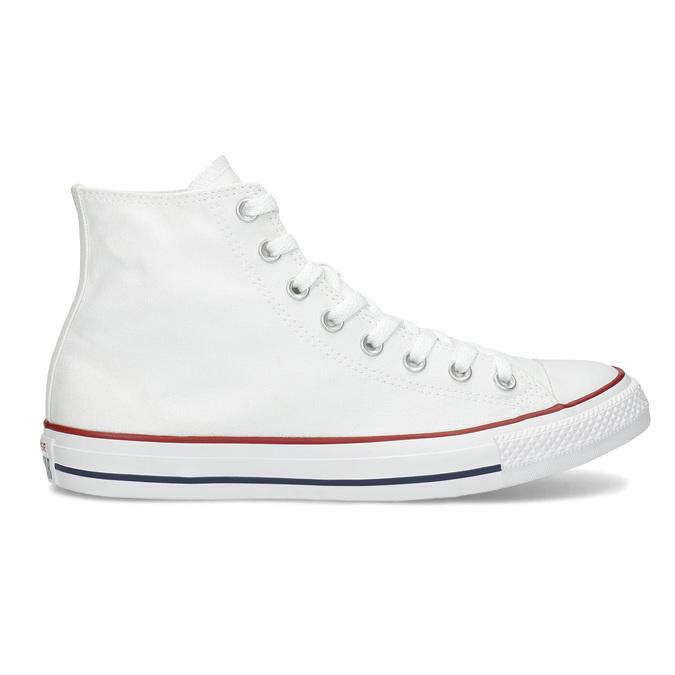Klasyczne białe trampki męskie converse, biały, 889-1278 - 19