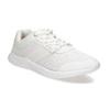 Białe trampki damskie wsportowym stylu power, biały, 509-1855 - 13