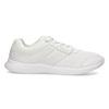 Białe trampki damskie wsportowym stylu power, biały, 509-1855 - 19