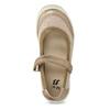 Złote baleriny dziewczęce mini-b, złoty, 329-8382 - 17
