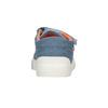 Trampki dziecięce wdżinsowym stylu bubblegummer, niebieski, 219-9603 - 16