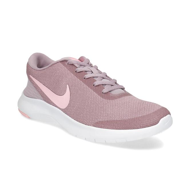 Różowe trampki damskie wsportowym stylu nike, różowy, 509-5850 - 13