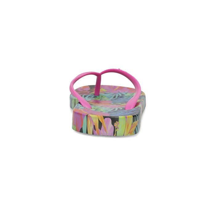Kolorowe japonki damskie coqui, różowy, 572-5661 - 15
