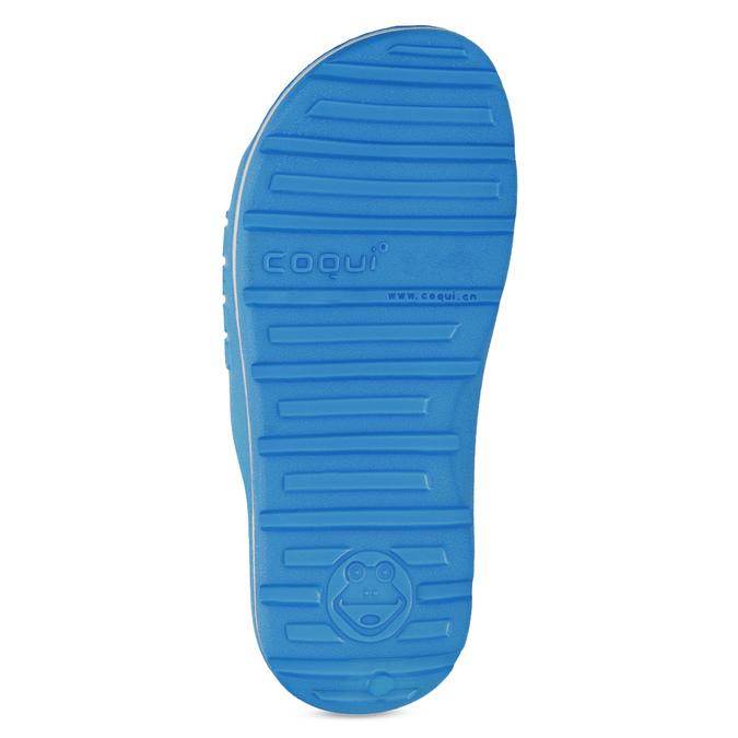 Niebieskie klapki chłopięce coqui, niebieski, 372-9661 - 18