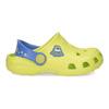 Sandały dziecięce zżabkami coqui, żółty, 272-7650 - 19
