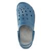 Nieformalne klapki męskie wstylu chodaków coqui, niebieski, 872-9654 - 17