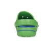 Zielone sandały dziecięce wstylu chodaków coqui, zielony, 372-7656 - 15