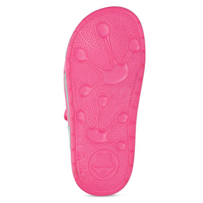 Różowe sandały dziewczęce coqui, różowy, 372-5658 - 18
