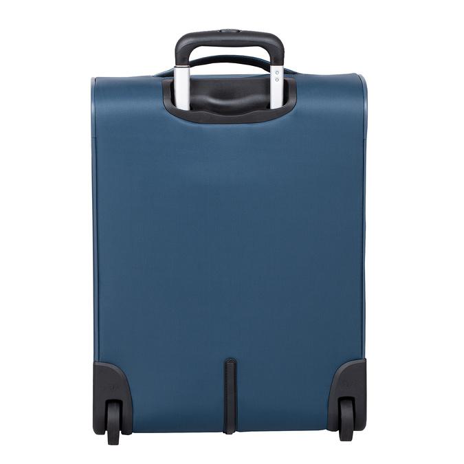 Turkusowa walizka pokładowa roncato, niebieski, 969-9722 - 26