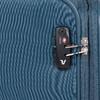 Duża turkusowa walizka na kółkach, zmateriału tekstylnego roncato, niebieski, 969-9719 - 15
