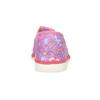 Różowe wzorzyste kapcie dziecięce bata, różowy, 379-5218 - 15