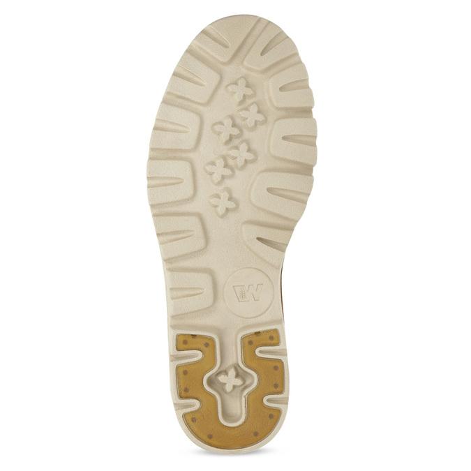 Zamszowe botki damskie weinbrenner, brązowy, 594-4323 - 18