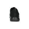 Czarne nieformalne trampki damskie skechers, czarny, 509-6146 - 15