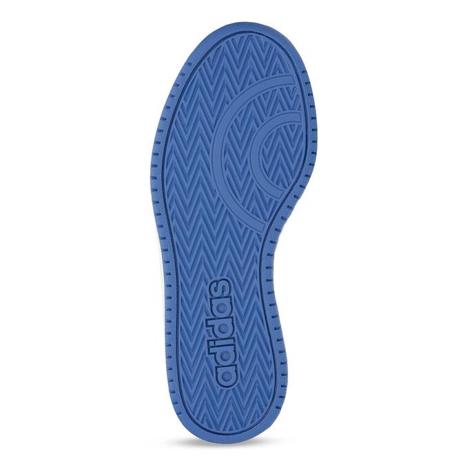 Szare nieformalne trampki dziecięce adidas, szary, 401-2337 - 18
