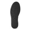 Skórzane botki damskie typu chelsea bata, czarny, 596-6713 - 18