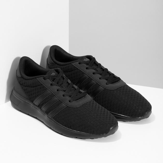 Czarne sportowe trampki męskie adidas, czarny, 809-6198 - 26