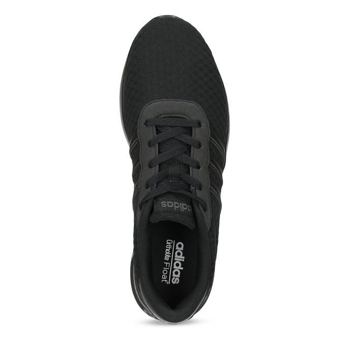 Czarne sportowe trampki męskie adidas, czarny, 809-6198 - 17