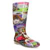 Komiksowe kalosze damskie bata, multi color, 592-0606 - 13