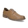 Jasnobrązowe półbuty męskie bata-red-label, brązowy, 821-3609 - 13