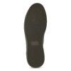 Męskie tenisówki khaki na suwak bata-red-label, brązowy, 841-3622 - 18