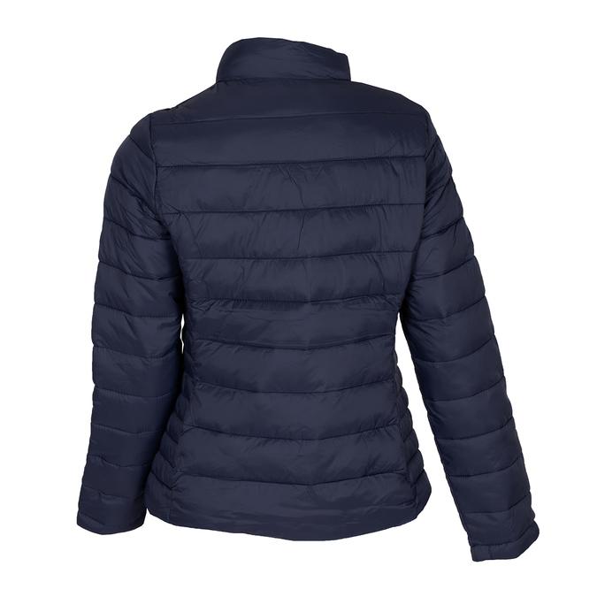 Granatowa pikowana kurtka damska bata, niebieski, 979-9361 - 26