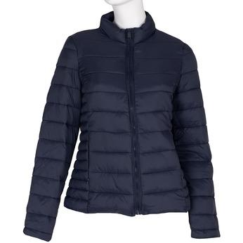 Granatowa pikowana kurtka damska bata, niebieski, 979-9361 - 13
