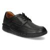 Przewiewne skórzane obuwie męskie clarks, czarny, 826-4089 - 13