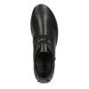 Skórzane botki damskie comfit, czarny, 594-6707 - 17