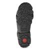 Skórzane obuwie męskie wstylu outdoor weinbrenner, czarny, 896-6706 - 18