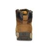 Brązowe skórzane obuwie męskie za kostkę caterpillar, brązowy, 806-3107 - 15